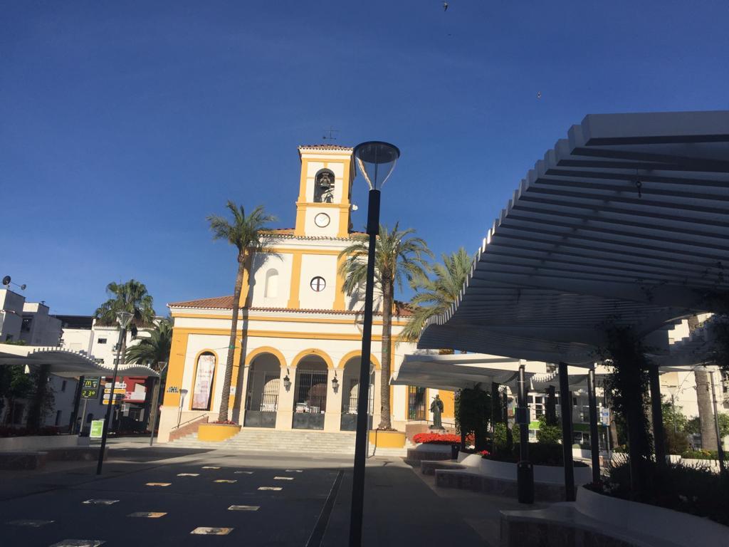 Marbella in lockdown