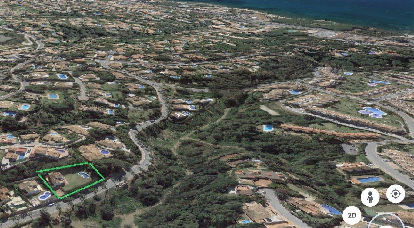 Villa calahonda Medium - Lion Trust Spain